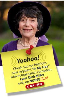 "Lynn Ruth Miller's New Segment, ""In My Day"""