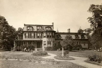 Nurses House, Babylon, Long Island, New York
