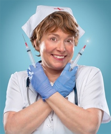 Alison Whitaker in Vital Signs