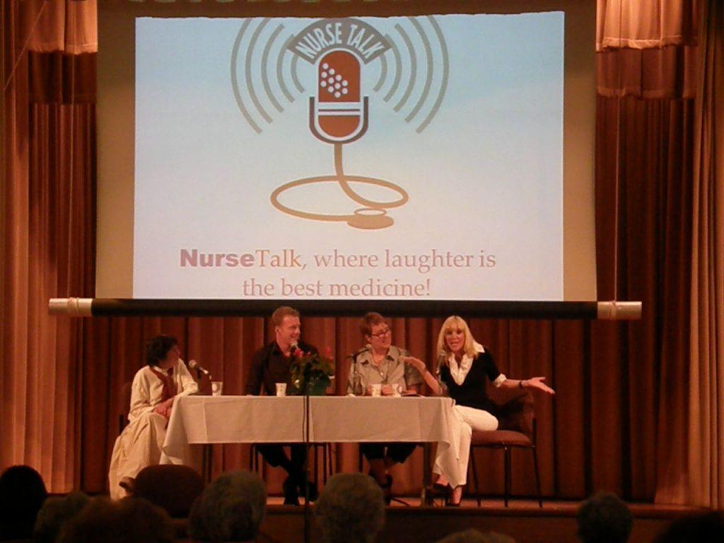 Nurse Talk LIve