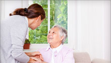 Caregiving and Self Care