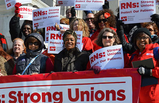 Strong Unions Protects Nurses